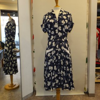 40's Peggy Sue Dress