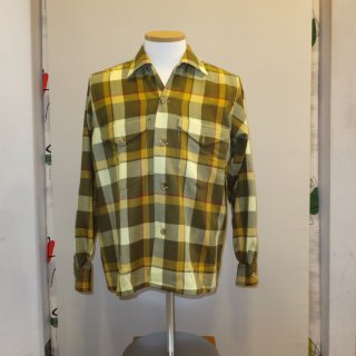 Yellow Ztomic Cotton Shirts