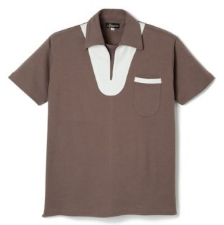 <img class='new_mark_img1' src='//img.shop-pro.jp/img/new/icons20.gif' style='border:none;display:inline;margin:0px;padding:0px;width:auto;' />TT SHIRT BROWN S/S