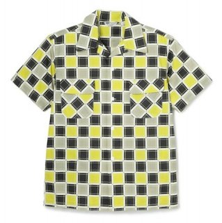 TRIBLOCK SHORT SLEEVE SHIRT