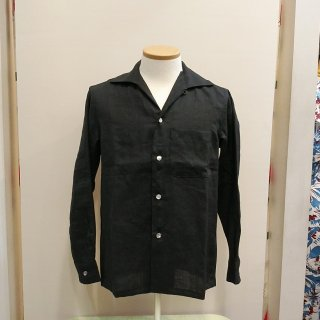 Vintage Atomic 40's 50's Style Shirt Long Sleeves