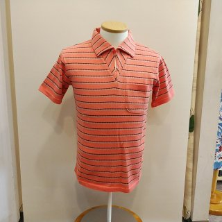 Border Knit Polo