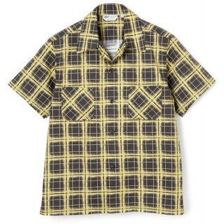 "ARTtraction SPORTOGS ""SPRAY BLOCK"" S/S COTTON SHIRT"
