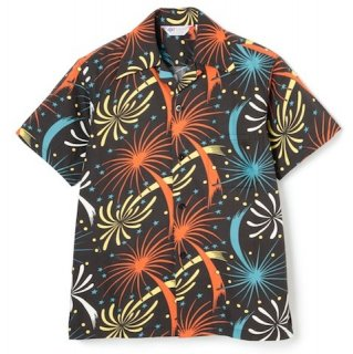 "ARTtraction SPORTOGS ""FIREWORKS"" S/S COTTON SHIRT"