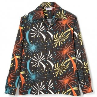 "ARTtraction SPORTOGS ""FIREWORKS"" L/S COTTON SHIRT"