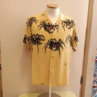 <img class='new_mark_img1' src='//img.shop-pro.jp/img/new/icons6.gif' style='border:none;display:inline;margin:0px;padding:0px;width:auto;' />Tarantula Open Shirt