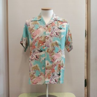 <img class='new_mark_img1' src='//img.shop-pro.jp/img/new/icons41.gif' style='border:none;display:inline;margin:0px;padding:0px;width:auto;' />【30%off】 Hawaiian Shirt [Hawk]