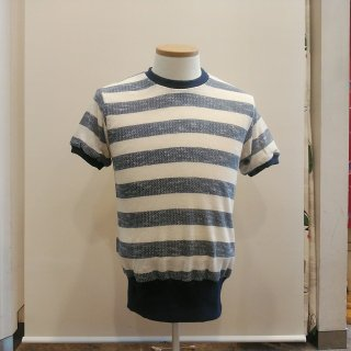 <img class='new_mark_img1' src='//img.shop-pro.jp/img/new/icons6.gif' style='border:none;display:inline;margin:0px;padding:0px;width:auto;' />New Men's Striped Tee