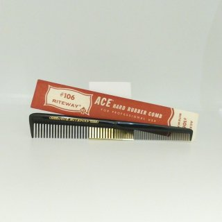 1950's Dead stock Ace Comb 7-1/2