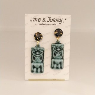 <img class='new_mark_img1' src='//img.shop-pro.jp/img/new/icons6.gif' style='border:none;display:inline;margin:0px;padding:0px;width:auto;' />Tiki Bar Earring