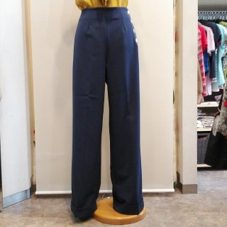 <img class='new_mark_img1' src='//img.shop-pro.jp/img/new/icons6.gif' style='border:none;display:inline;margin:0px;padding:0px;width:auto;' />1940s Swing Trousers