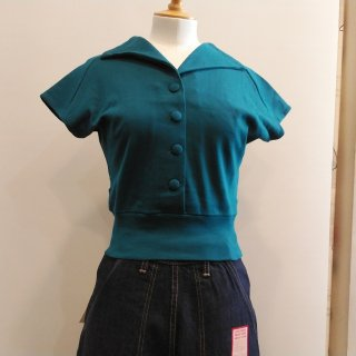 <img class='new_mark_img1' src='//img.shop-pro.jp/img/new/icons41.gif' style='border:none;display:inline;margin:0px;padding:0px;width:auto;' />New Teal Top