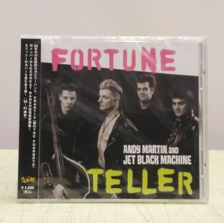 Andy Martin&Jet Black Machine/Fortune Tellor
