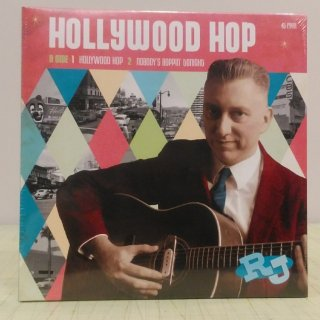 Rj/Hollywood Hop 7inch