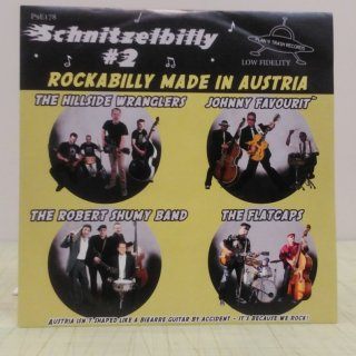 Various/Schnitzelbilly 7inch