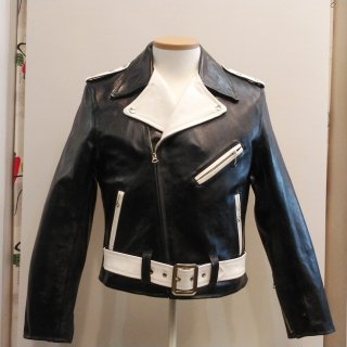 <img class='new_mark_img1' src='//img.shop-pro.jp/img/new/icons41.gif' style='border:none;display:inline;margin:0px;padding:0px;width:auto;' />Vintage Kit Karson style Motorcycle Jacket 30%off