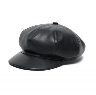 <img class='new_mark_img1' src='//img.shop-pro.jp/img/new/icons6.gif' style='border:none;display:inline;margin:0px;padding:0px;width:auto;' />Horsehide Bikers Casquette Black