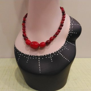 Fay Fakelite Beaded Necklace