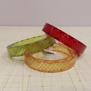 <img class='new_mark_img1' src='//img.shop-pro.jp/img/new/icons41.gif' style='border:none;display:inline;margin:0px;padding:0px;width:auto;' />【20%off】Snake Charmer Bangle
