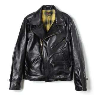 <img class='new_mark_img1' src='//img.shop-pro.jp/img/new/icons6.gif' style='border:none;display:inline;margin:0px;padding:0px;width:auto;' />Bond Leather Sport Jacket Black