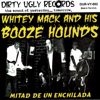 <img class='new_mark_img1' src='//img.shop-pro.jp/img/new/icons6.gif' style='border:none;display:inline;margin:0px;padding:0px;width:auto;' />Whitey Mack & His Booze Hounds / Mack Stevens 7inch