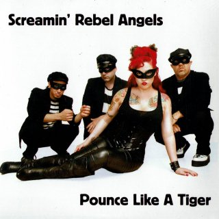 <img class='new_mark_img1' src='//img.shop-pro.jp/img/new/icons6.gif' style='border:none;display:inline;margin:0px;padding:0px;width:auto;' />Screamin' Rebel Angels/Pounce Like A Tiger