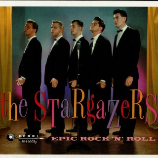 The Stargazers / Epic Rock 'N' Roll