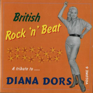 Various / British Rock 'N' Beat Vol.6