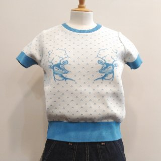 Summer Knit Deer