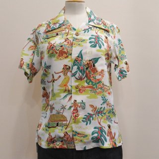 <img class='new_mark_img1' src='//img.shop-pro.jp/img/new/icons6.gif' style='border:none;display:inline;margin:0px;padding:0px;width:auto;' />Hawaiian Shirt [LUAU]