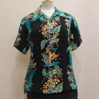 <img class='new_mark_img1' src='//img.shop-pro.jp/img/new/icons6.gif' style='border:none;display:inline;margin:0px;padding:0px;width:auto;' />Hawaiian Shirt [KAHILI GINGER]