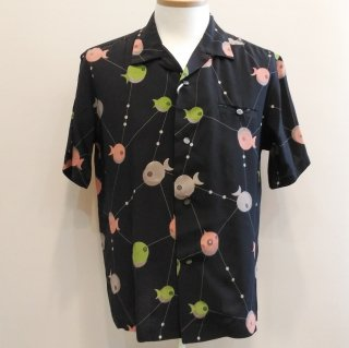 <img class='new_mark_img1' src='//img.shop-pro.jp/img/new/icons6.gif' style='border:none;display:inline;margin:0px;padding:0px;width:auto;' />Atomic Fish Open Shirt