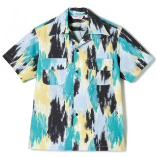 Paints Seersucker Shirt