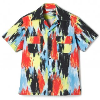 <img class='new_mark_img1' src='//img.shop-pro.jp/img/new/icons6.gif' style='border:none;display:inline;margin:0px;padding:0px;width:auto;' />Paints Seersucker Shirt