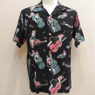 <img class='new_mark_img1' src='//img.shop-pro.jp/img/new/icons41.gif' style='border:none;display:inline;margin:0px;padding:0px;width:auto;' />【30%off】Double Bass Pinups