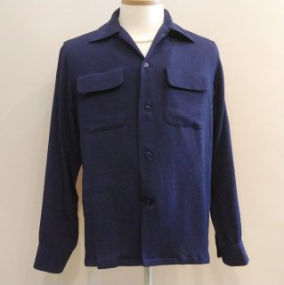 <img class='new_mark_img1' src='//img.shop-pro.jp/img/new/icons6.gif' style='border:none;display:inline;margin:0px;padding:0px;width:auto;' />New Vintage Box Rayon Shirt Crepe