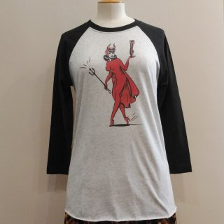 Stiletto Temptation Raglan