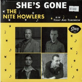 The Nite Howlers 7inch