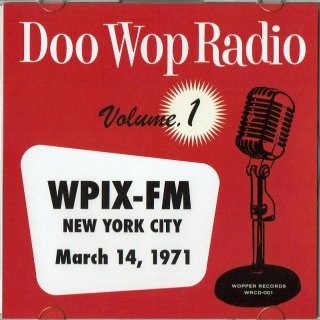 VARIOUS / DOO WOP RADIO VOL. 1