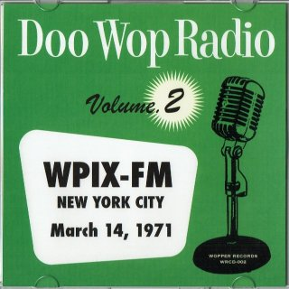 VARIOUS / DOO WOP RADIO VOL. 2