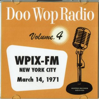 VARIOUS / DOO WOP RADIO VOL. 4