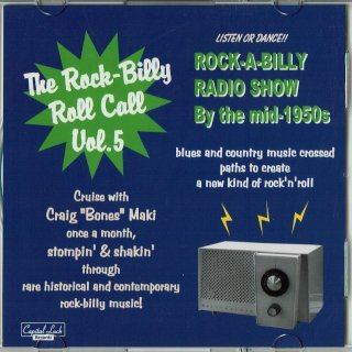 VARIOUS / THE ROCK-BILLY ROLL CALL VOL. 5