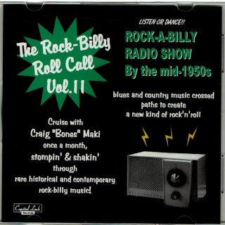 VARIOUS / THE ROCK-BILLY ROLL CALL VOL. 11