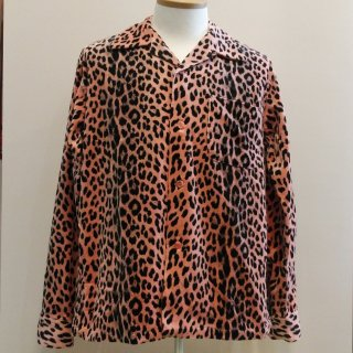 <img class='new_mark_img1' src='//img.shop-pro.jp/img/new/icons20.gif' style='border:none;display:inline;margin:0px;padding:0px;width:auto;' /> Style Eyes Leopard Velveteen L/S Shirt