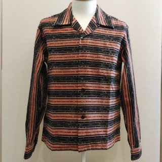 <img class='new_mark_img1' src='//img.shop-pro.jp/img/new/icons6.gif' style='border:none;display:inline;margin:0px;padding:0px;width:auto;' />Corduroy Shirt Nep & Stripes