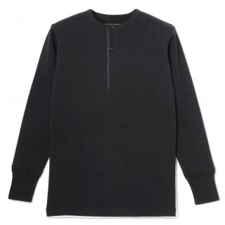 <img class='new_mark_img1' src='//img.shop-pro.jp/img/new/icons6.gif' style='border:none;display:inline;margin:0px;padding:0px;width:auto;' />Henley Neck Thermal Shirt