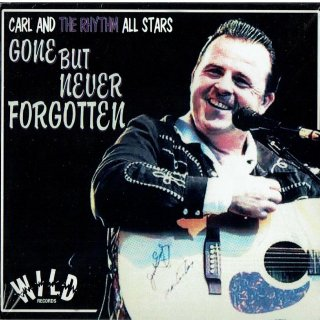 <img class='new_mark_img1' src='//img.shop-pro.jp/img/new/icons6.gif' style='border:none;display:inline;margin:0px;padding:0px;width:auto;' />Carl And The Rhythm All Stars/Gone But Never Forgotten