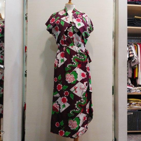 Roper Thermal Knit Hooded Dress Girls