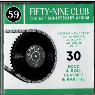 <img class='new_mark_img1' src='//img.shop-pro.jp/img/new/icons6.gif' style='border:none;display:inline;margin:0px;padding:0px;width:auto;' />Fifty-Nine Club/ The 60th Anniversary Album