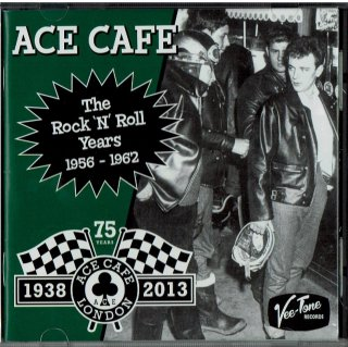 <img class='new_mark_img1' src='//img.shop-pro.jp/img/new/icons6.gif' style='border:none;display:inline;margin:0px;padding:0px;width:auto;' />Ace Cafe/The Rock'n'Roll Years 1956-1962